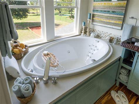 Garden Tub Bathroom by Master Bathroom Pictures From Cabin 2014 Diy