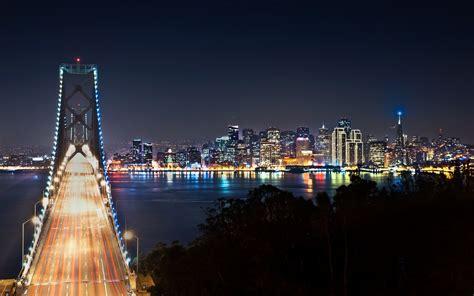 San Francisco At Night Wallpapers Hd Wallpapers Id 12240
