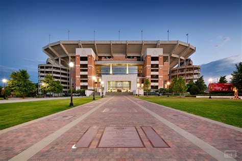 Walk of Champions at Bryant-Denny | Jais
