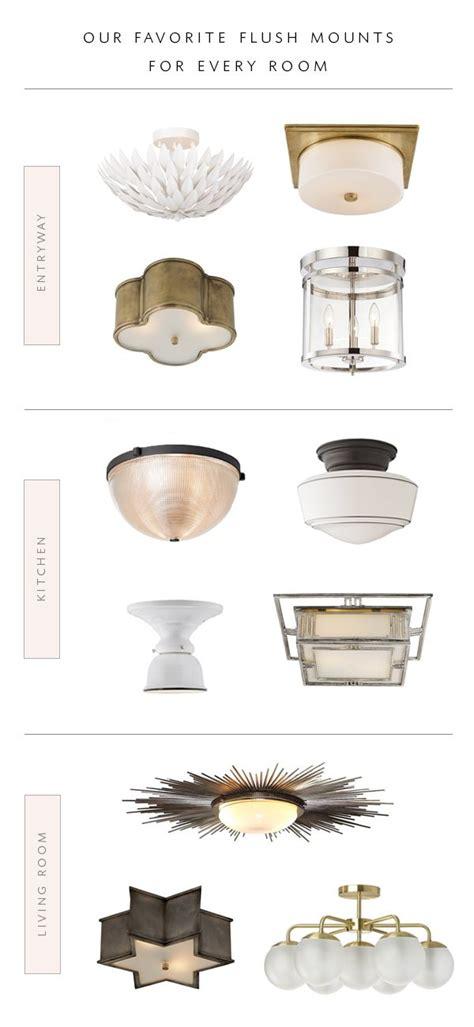 flush mount ceiling lights for kitchen best 25 flush mount lighting ideas on hallway 8261