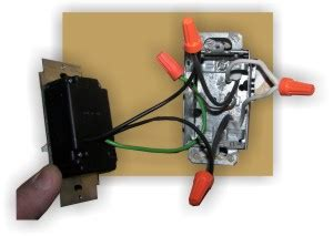 How Install Dimmer Switch