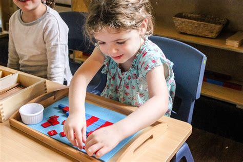 Settling in the Montessori Environment | Montessori Academy