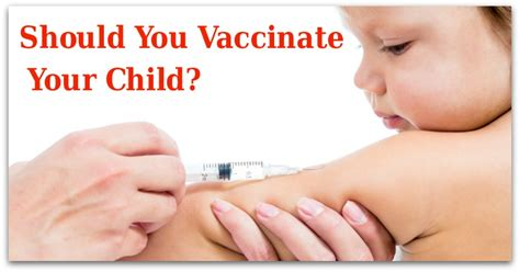 vaccinate  child natural holistic life