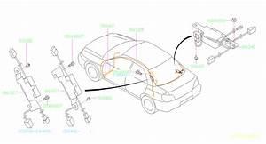 Subaru Sti Radio Wiring Harness  Antenna
