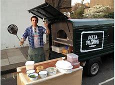 Ape Piaggio Con Forno Pizza Vespagio Hd Image