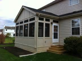 Painted Decks And Porches by Screen Porches Columbus Oh Columbus Decks Porches And
