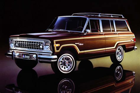 jeep grand wagoneer jeep announces grand wagoneer quot woody quot for 2018
