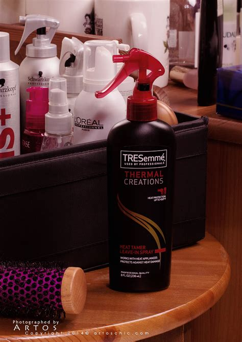 Harga Tresemme Heat Tamer Spray tresemme thermal creations heat tamer spray بخاخ ترسمي