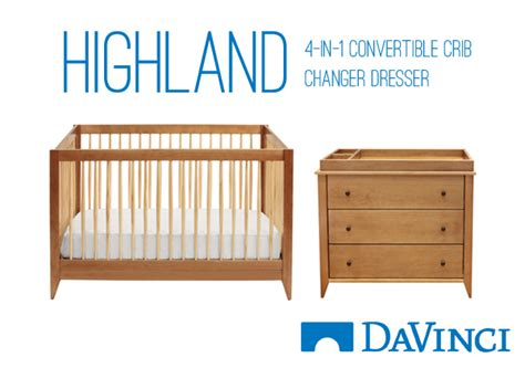davinci highland crib highland the playroom by mdb