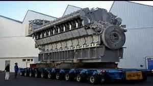 Le Plus Gros Moteur Du Monde : fabrication incroyable moteur diesel le plus grand du monde moteur g ant sur orange vid os ~ Medecine-chirurgie-esthetiques.com Avis de Voitures