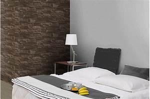 Papier Peint Imitation Pierre 4 Murs : fabriquer colle papier peint bio beauvais devis rapide pour travaux maison papier peint ~ Dode.kayakingforconservation.com Idées de Décoration