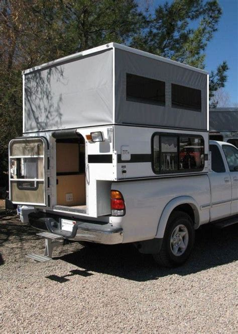 pop  truck camper truck bed tent pickup camper pop