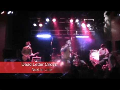 dead letter circus dead letter circus next in line live the hifi bar 21309 | hqdefault