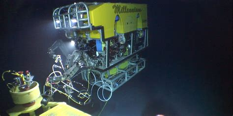 industry remote systems rov imca