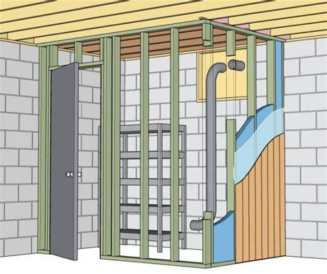 construire une chambre froide construire votre propre chambre froide caveau à légumes