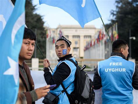 uiguren  china die groessten internierungslager seit