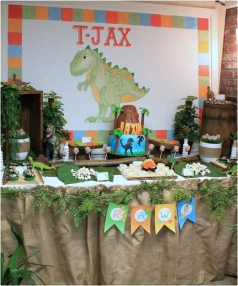 17 Best Images About Dinosaur Party Inspiration On