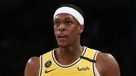 Los Angeles Lakers level guard Rajon Rondo to have ...