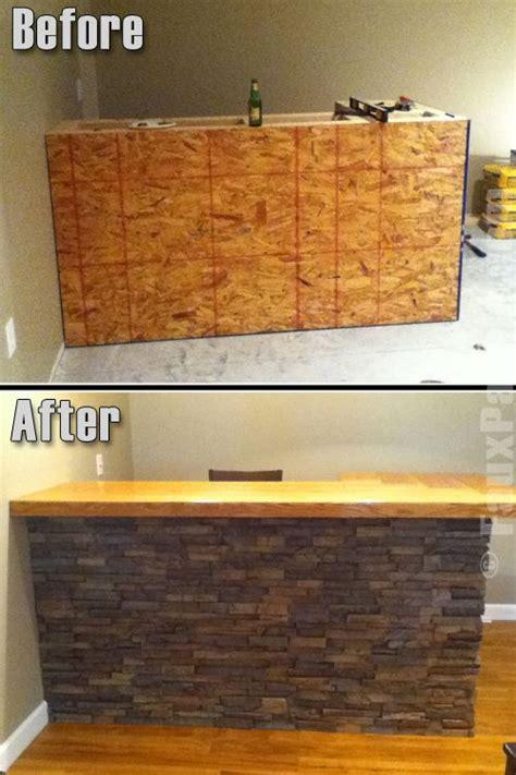 diy basement bar ideas bar ou comptoir cuisine boiseries comptoir Diy Basement Bar Ideas