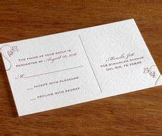 create clear courses to enable your guests choose which op With wedding invitation making course