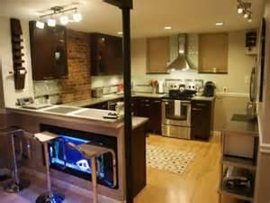 bar ideas for kitchen cool kitchen breakfast bar ideas 14595