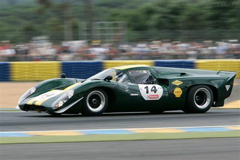 Lola T70 Mk3B Coupe - 2008 Le Mans Classic