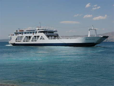 Ferry Boat Oropos by Skala Oropou 190 15 Greece Mapio Net