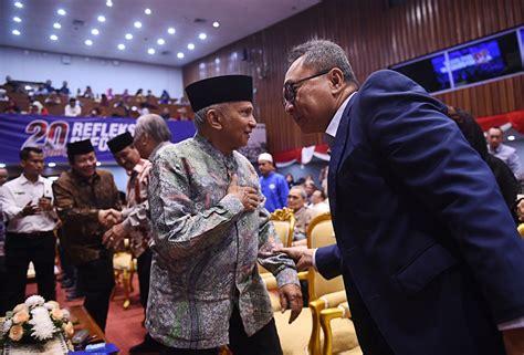 Pan Seriously Considering Amien Rais Presidential