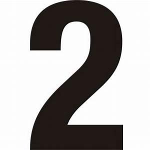 Initial Monogram Self-Adhesive self-adhesive vinyl numbers ...  2