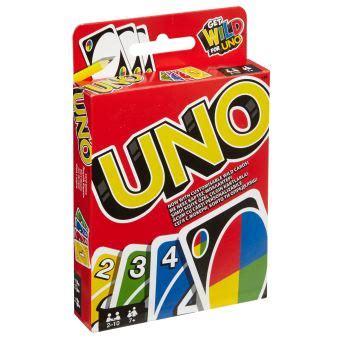 foto de Jeu de cartes Uno Mattel Jeu de cartes Achat & prix fnac