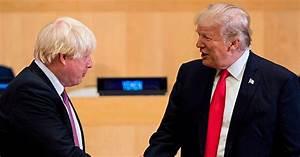 Trump, Britain's Johnson discussed trade, security, 5G ...