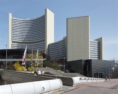 Vienna International Centre, Johann Staber Vienna
