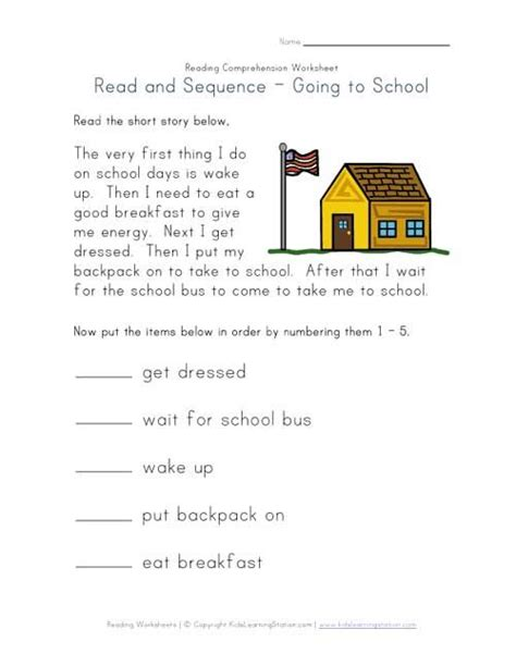25 best ideas about sequencing worksheets on