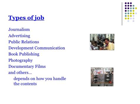 careers  mass media