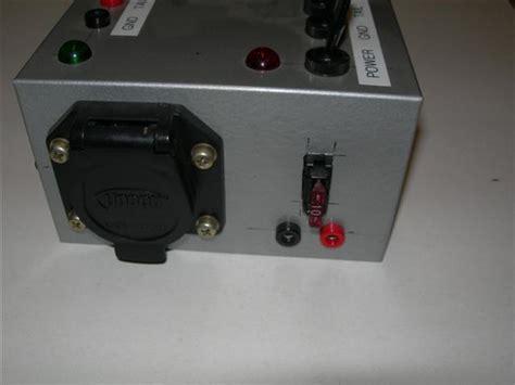 trailer light tester box diy trailer wiring tester diy projects