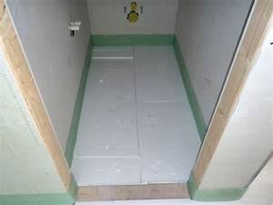 Folie Zwischen Estrich Und Dämmung : hier das wc im erdgeschoss mit fertiger 12 cm d mmung und ~ Articles-book.com Haus und Dekorationen