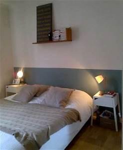 10 astuces deco pas cheres pour fabriquer une tete de lit With deco tete de lit en peinture