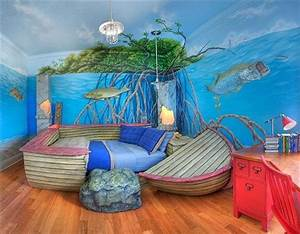 22 Awesome Themed Bedrooms That Every Kid Would Love