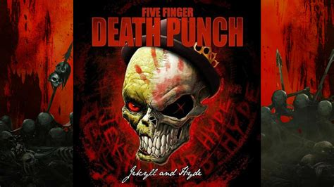 finger death punch jekyll  hyde ft jhebert