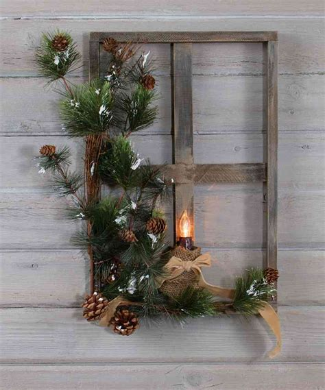 rustic  woodsy christmas ideas  inspiration tidbits