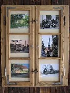 Alte Fensterrahmen Gestalten : 2 fl gliges fenster als bilderrahmen selbstgemacht ~ Lizthompson.info Haus und Dekorationen