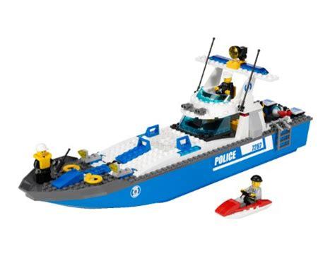 Imagenes De Barcos De Lego by Opiniones De Lego City Polic 237 A 7287 Barco De Polic 237 A