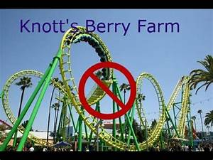Knott's Berry Farm Is Removing Their Boomerang Roller ...