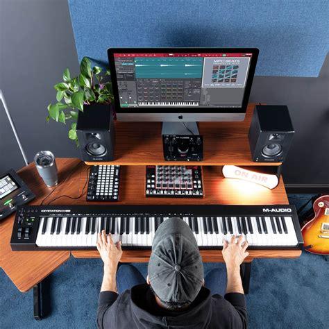 M-Audio Intros Keystation 88 Mk3 USB-MIDI Keyboard Controller