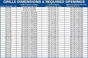 Colonial Comparison Chart Olympia Air Return Dimensions