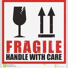 The Story Of Fragile Labels  Label Maker Ideas Information