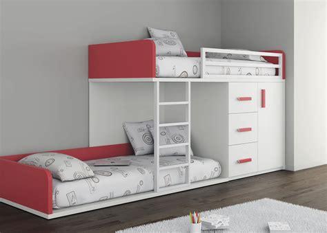 lit superposé avec lit superposé avec armoire armoire idées de décoration