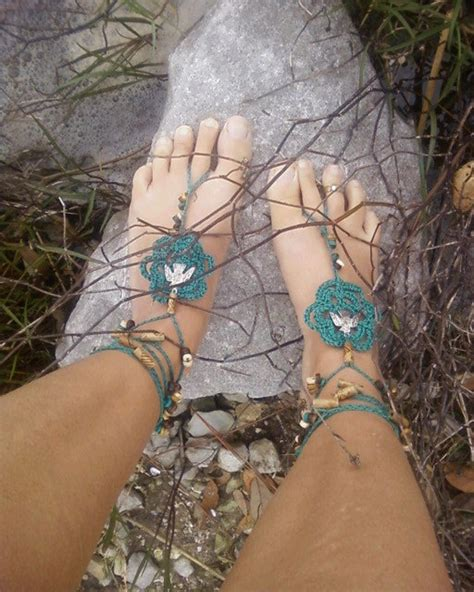 Native American Barefoot Sandals