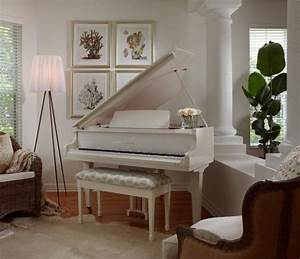 19 creative ways how to decorate living room with piano With ways to decorate living room