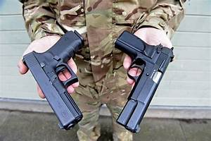 British armed forces get first new pistol since World War ...